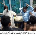 سپاہی امام بخش کی موت پر پولیس کا غیرمعمولی احتجاج