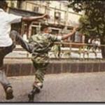 بنگلہ دیشی آرمی کی توہین